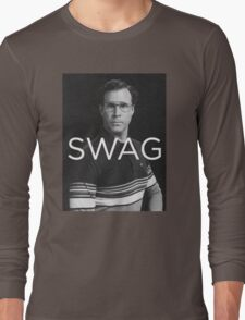 Will Ferrell Swag Long Sleeve T-Shirt