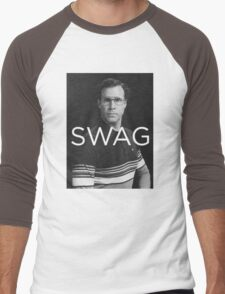Will Ferrell Swag Men's Baseball ¾ T-Shirt