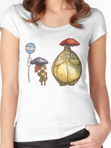 Oreo and Smores Women's Fitted Scoop T-Shirt
