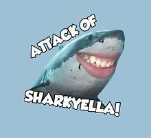 Attack of Sharkyella! Unisex T-Shirt
