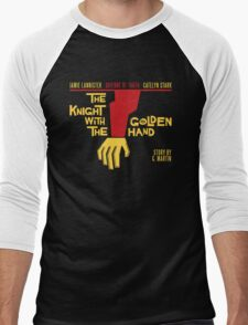 The Knight with the Golden Hand Men's Baseball ¾ T-Shirt
