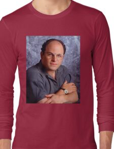 George Costanza Bae Long Sleeve T-Shirt
