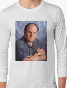 George Costanza Bae Long Sleeve T-Shirt