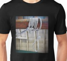 Nautical Rope Unisex T-Shirt