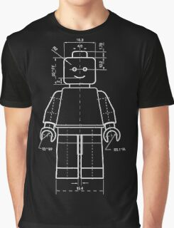 Lego figure Graphic T-Shirt