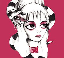 Lydia Deetz by LauraPastor