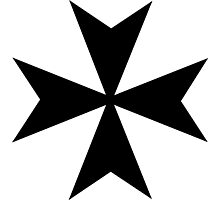Maltese Cross Photographic Print