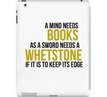GAME OF THRONES - BOOKS iPad Case/Skin
