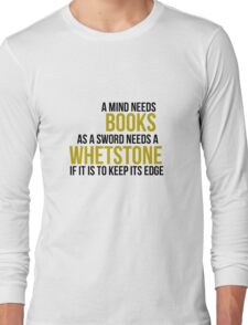 GAME OF THRONES - BOOKS Long Sleeve T-Shirt