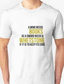 GAME OF THRONES - BOOKS Unisex T-Shirt