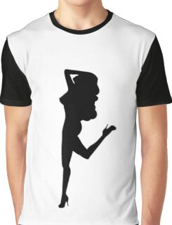 Sexy Woman Graphic T-Shirt