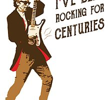 Doctor Who | Rocking for Centuries  by Renan  Ávila