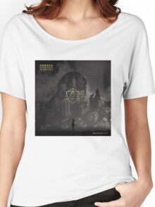 Odesza Black & White Women's Relaxed Fit T-Shirt