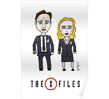The X - Files Poster