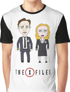 The X - Files Graphic T-Shirt