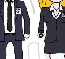 The X - Files Sticker
