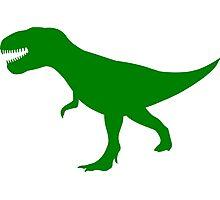 T Rex Dinosaur Photographic Print