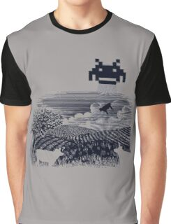 Cownapped Graphic T-Shirt