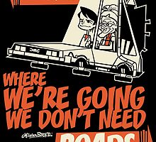 Roads by MrBlackTee