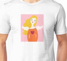 Virgin wings - horoscope virgo. Unisex T-Shirt