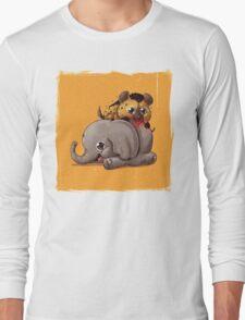 Wild Life #9 Long Sleeve T-Shirt