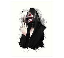 Tokyo Ghoul Art Print