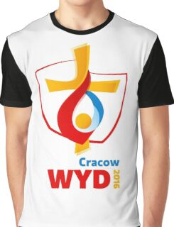 World Youth Day 2016 in Cracow logo Graphic T-Shirt