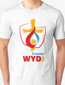 World Youth Day 2016 in Cracow logo T-Shirt
