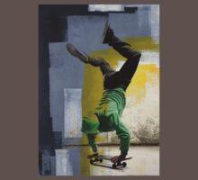 skateboard - have fun Baby Tee