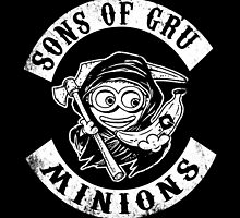 Sons of Gru  by BoggsNicolasArt
