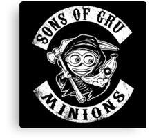 Sons of Gru  Canvas Print
