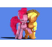 MLP 3D - Apples to the Core Photographic Print