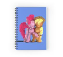 MLP 3D - Apples to the Core Spiral Notebook