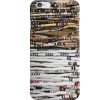 Colorful beads iPhone Case/Skin