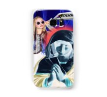 Holy Mary Vaporwave Samsung Galaxy Case/Skin