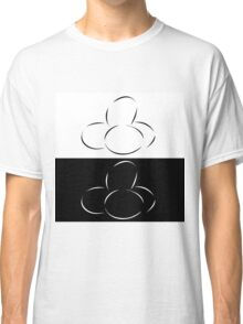 Abstract eggs Classic T-Shirt