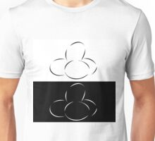 Abstract eggs Unisex T-Shirt