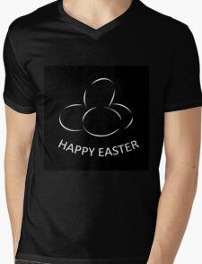 Happy Easter Card  Mens V-Neck T-Shirt