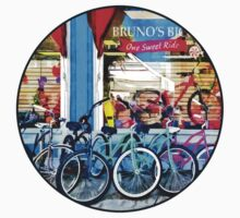 Allentown NJ - Bicycles and Chocolate Kids Clothes