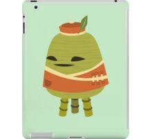 Firebog vendor - glitch videogame iPad Case/Skin