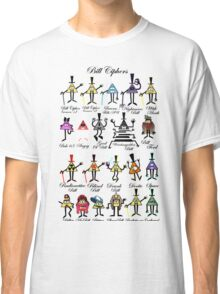 Bill Cipher Statistics. Classic T-Shirt