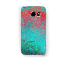 The Wave - Abstract Samsung Galaxy Case/Skin