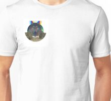 Wolf Hologram  Unisex T-Shirt