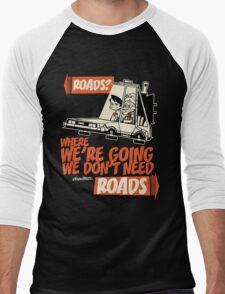 Roads Men's Baseball ¾ T-Shirt