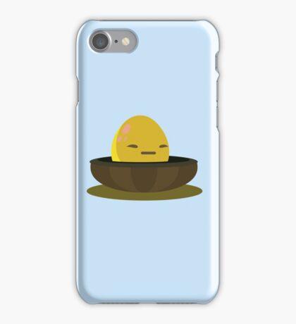 Firebog egg - glitch videogame iPhone Case/Skin