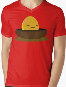 Firebog egg - glitch videogame Mens V-Neck T-Shirt