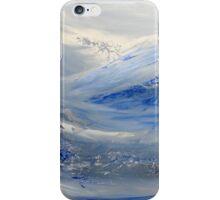 Blue Wave I iPhone Case/Skin