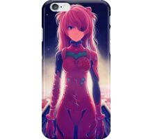 eva asuka iPhone Case/Skin