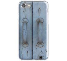 Door Handles iPhone Case/Skin