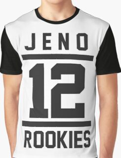 JENO 12 ROOKIES Graphic T-Shirt